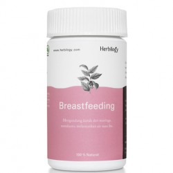 Herbilogy Breastfeeding Capsule Untuk ASI Booster