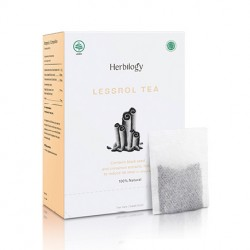 Herbilogy Lessrol Tea Isi 20 teabags