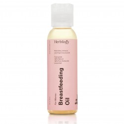 Herbilogy Breastfeeding Oil 100ml