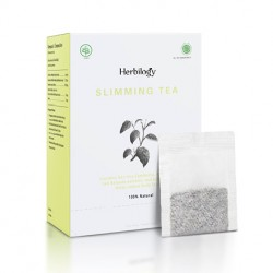 Herbilogy Slimming Tea Isi 20 teabags