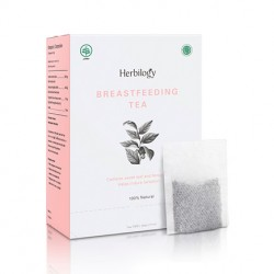 Herbilogy Breastfeeding Tea Untuk ASI Booster