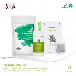 Herbilogy Slimming Kit With Green Coffee