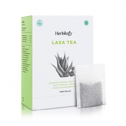 Herbilogy Laxa Tea Isi 20 teabags