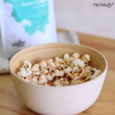Spiced Skinny Popcorn