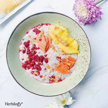 Cooling Bircher Muesli