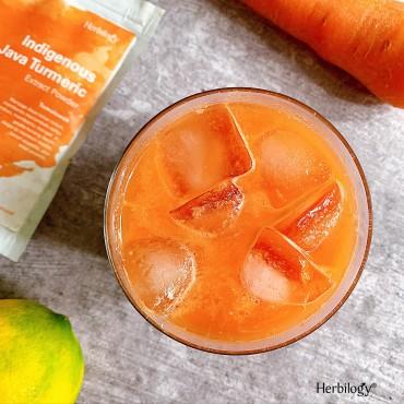 Immunity Boost Carrot Juice