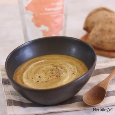 Lactation Curry Soup