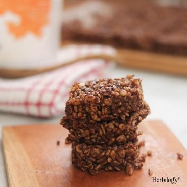 Chocolate Rice Krispies Temulawak
