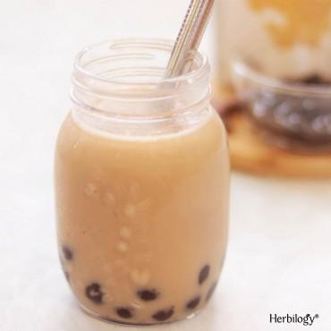 Boba Milk Tea Alang-Alang